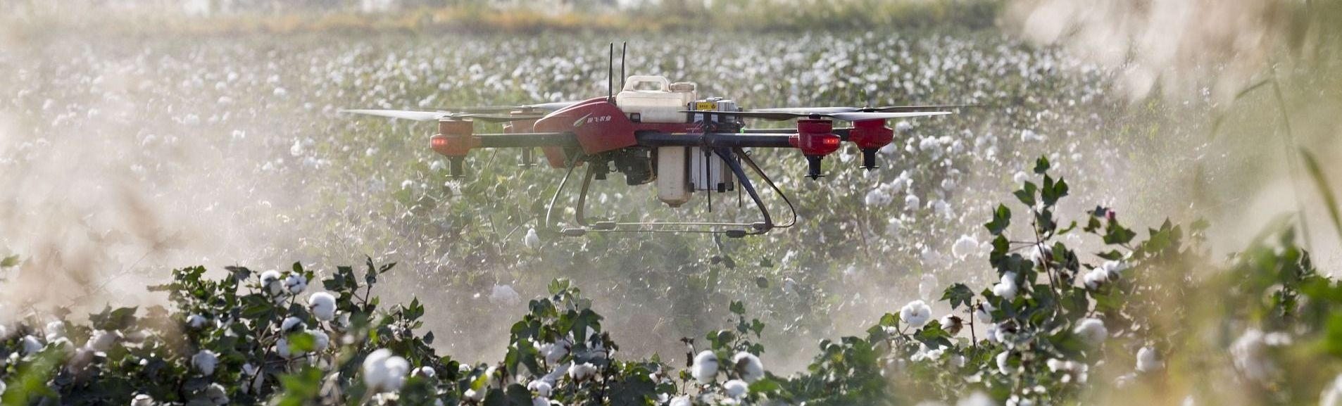 How Drones are Poised to Transform Agriculture